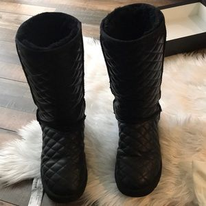 Ugg limited edition quilted